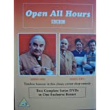 Open All Hours - Complete Series 1 & 2 Box Set