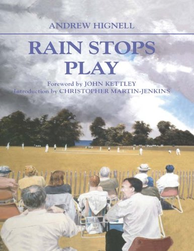 Rain Stops Play: Cricketing Climates (Sport in the Global Society Book 27) (English Edition) por Andrew Hignell