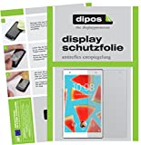 Lenovo Tab4 8 Plus TB-8704F Schutzfolie - 2x dipos Displayschutzfolie Folie matt