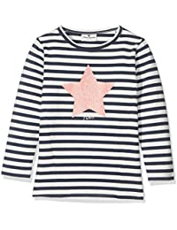 Tom Tailor Striped Sweatshirt with Star, Sweat-Shirt Fille