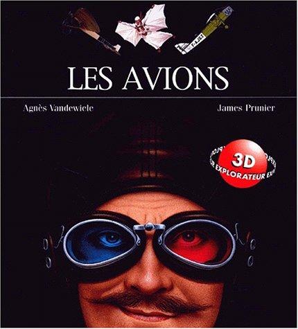 Les avions par Agnès Vandewiele