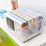 #9: Sellify 3 : Microwave Oven Covers Kitchen Gadgets Home Storage Bag Waterproof Easy To Clean