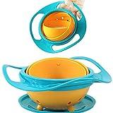 Tenflyer Toy Tumbler Tazón Platillo Gyro bebé Plato de Arroz regalo de 2015 nuevos niños