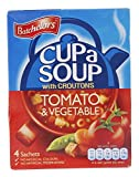 #9: Batchelors Cup a Soup, Tomato Vegetables with Croutons, 104g