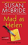 Mad as Helen by Susan McBride front cover