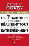 Les 7 habitudes de ceux qui réussissent tout ce qu'ils entreprennent - Format Kindle - 9782412026410 - 14,99 €