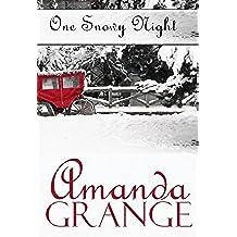 One Snowy Night (English Edition)