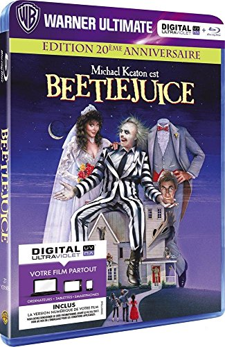 Beetlejuice [Warner Ultimate (Blu-ray)]