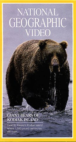 Preisvergleich Produktbild Giant Bears of Kodiak Island [VHS]