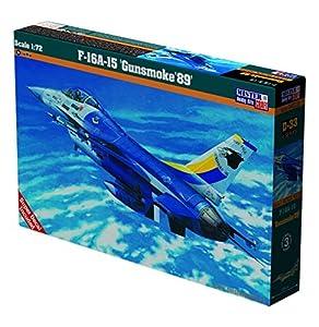 MisterCraft mcd33Escala 1: 72Kit de Modelo Bloque de F-16A 15Gunsmoke 89