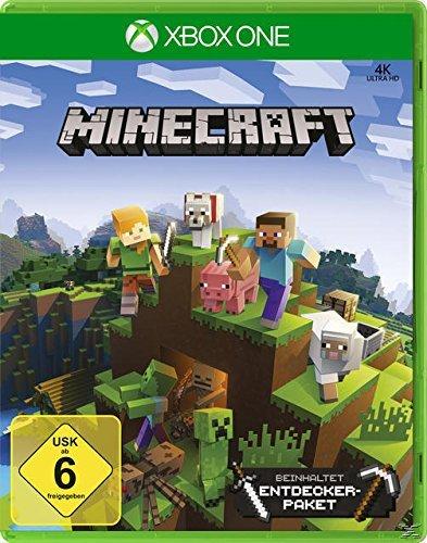 Minecraft (inkl. Entdecker-Paket) (Xbox 1 Minecraft)