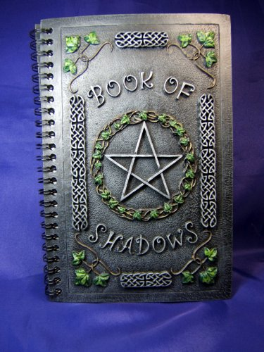 Wicca Ivy Book of Shadows–Nemesis now–gothic Great gift
