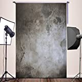 HUAYI 5x7ftGrey Stone Wall Solid Color Photography Backdrops Photo Studio Baby Photo Props Silk Background Newborn YJ-263