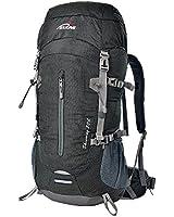Oxking Outdoor Climbing Hiking Trekking Rucksack Waterproof Mountaineering Bag 50L Travel Backpack Daypacks
