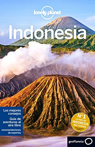 Guía Indonesia 4 Lonely Planet