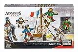 Assassin' S Creed–MEGA Bloks French Revolution Pack, Set di costruzioni (Mattel cnk24)