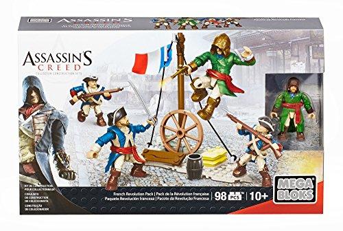 Assassin's Creed - Mega Bloks French Revolution Pack