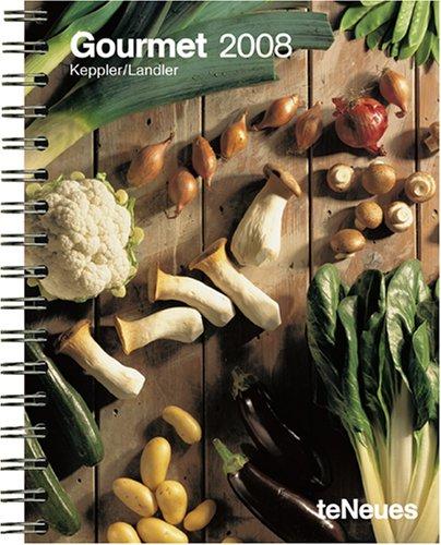 Gourmet 2008 Calendar