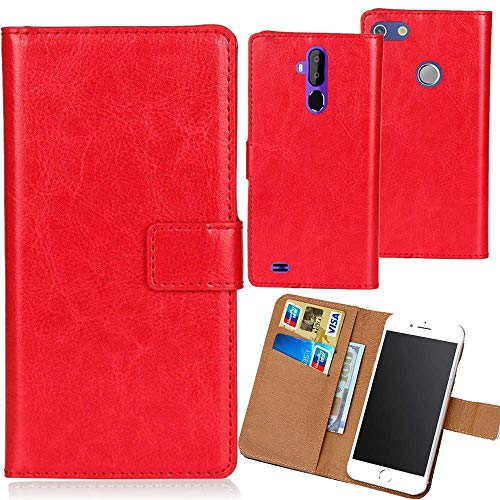 Stylish Pu Leather Pouch Case Sleeve Has Pull Tab Fits Just5 Phones Latest Fashion Cell Phones & Accessories