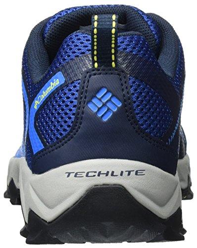 Columbia Herren Peakfreak Xcrsn Ii Xcel Low Outdoor Fitnessschuhe Blau (Azul, Multicoloured Static Blue 437)