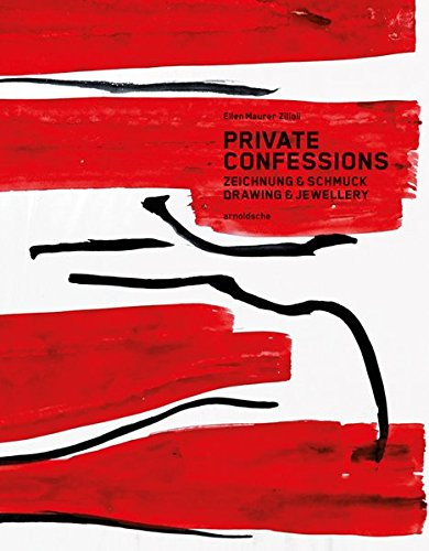Private Confessions : Drawing & Jewellery par Beat Wyss