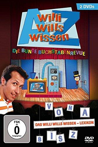 Willi will's wissen - Von A bis Z [2 DVDs]