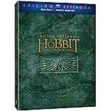 El Hobbit 2: La Desolación De Smaug Edición Extendida Blu-Ray [Blu-ray]