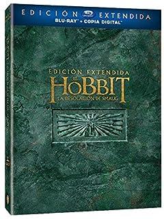 El Hobbit: La Desolación De Smaug - Edición Extendida (BD + Copia Digital) [Blu-ray] (B00NAZ2HL2)   Amazon price tracker / tracking, Amazon price history charts, Amazon price watches, Amazon price drop alerts