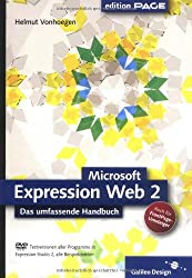Microsoft Expression Web 2: Das umfassende Handbuch, m. DVD-ROM