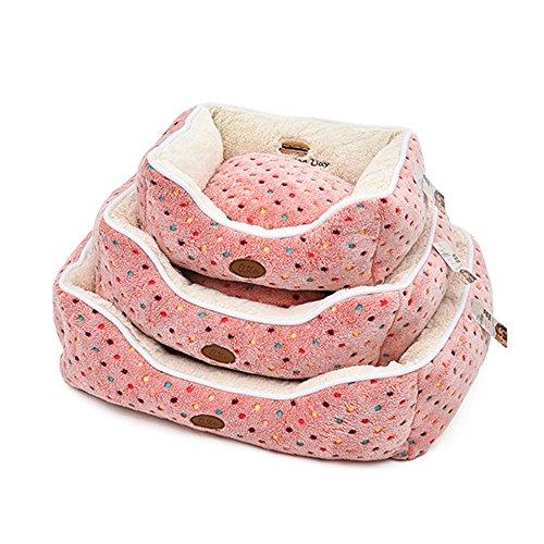 elite-polka-dot-motif-carre-lit-pour-chien-bestseller-dhiver-bleu-rose