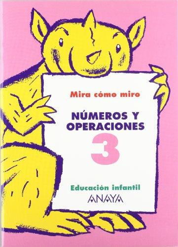 Números y operaciones 3. - 9788466745000