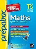 Maths Tle S spécifique & spécialité - Fiches de cours et sujets de bac corrigés (terminale S) by Ludovic Alasseur (2016-01-06) - Hatier - 06/01/2016
