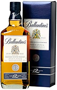 Ballantine's Scotch Whiskey Blended Scotch Whisky Aged 12 Years (70 L) in Gift Box from Pernod Ricard Deutschland GmbH