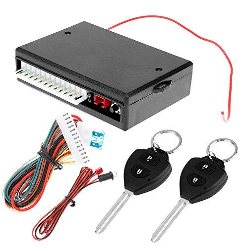 Auto Remote Central Kit Fahrzeug Türschloss Locking Alarm Keyless Entry System - Asiproper (Universal Auto Alarm Remote)