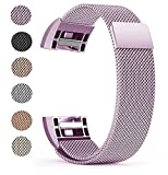 Fitbit Charge 2 Ersatz Armbänd, BeneStellar Ersatz Milanese Band für Fitbit Charge 2