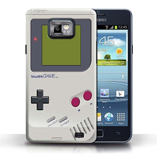 Stuff4 Hülle / Case für Samsung Galaxy S2/SII / Nintendo Game Boy Muster / Spielkonsolen Kollektion