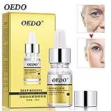 LanLan Olio essenziale Alleviare le rughe Rassodante Essenza Collagene Anti-Age Cura degli occhi Anti-rughe Cura della pelle Pelle nutriente Olio essenziale