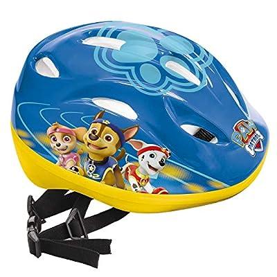 Mondo-28327 Paw Patrol Helm, Farbe gelb/blau, 28327