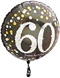 Amscan Folienballon Zum 60. Geburtstag, 3213201