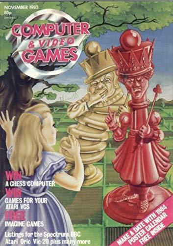 CVG: November 1983 (English Edition)