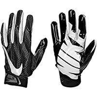 Nike Super baño 4Adult Padded Football Receiver Gloves gf0494011