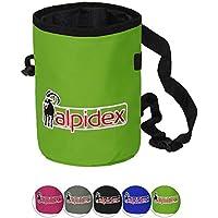 ALPIDEX Chalkbag inklusive Hüftgurt