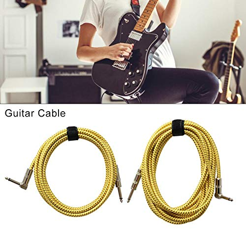 Braided Guitar Cable Zinc Alloy ...
