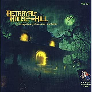 Wizards of The Coast True 266330000 - Betrayal at House on The Hill