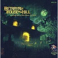 Avalon Hill / Wizards of the Coast 26633 Betrayal at House on the Hill - Juego de mesa de misterio (en inglés)