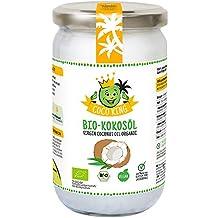 Bio-Kokosöl NATIV 1000ml, 1. Kaltpressung, vegan, Fair Trade