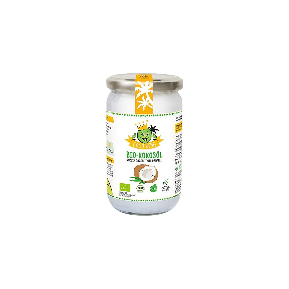 Bio Kokosl Nativ 1000ml 1 Kaltpressung Vegan Fair Trade