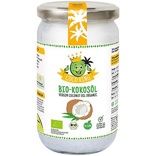 Coco King Bio-Kokosöl,1000 ml