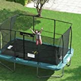 Trampoline JUMPKING RECTANGULAIRE 4.30 m x 3 m