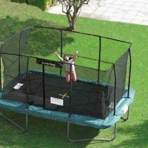 Trampolin Jumpking, rechteckig, 4,30m x 3m